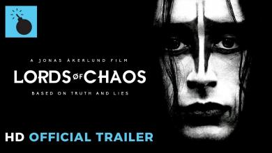 LORDS OF CHAOS OFFICIAL TRAILER